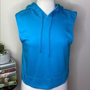 Adidas Sleeveless Sweatshirt Women's Size Small